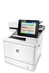 Ремонт МФУ HP LaserJet Enterprise MFP M527dn.