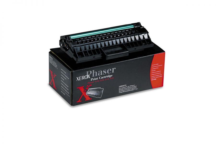 Картридж Xerox 109R00725 для Phaser 3120/3130. Чёрный. 3000 страниц.