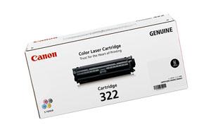 картридж Canon 322 (322BK)
