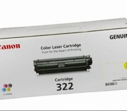 картридж Canon 322 (322Y)