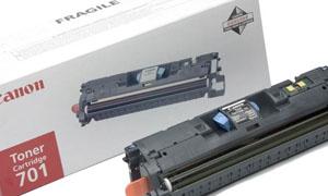 картридж Canon 701Bk (9287A003)