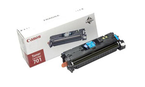 картридж Canon 701C (9286A003)