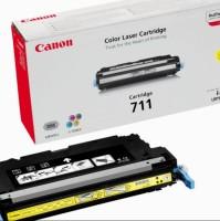 картридж Canon 711Y (1657B002)
