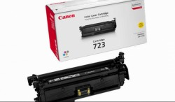 картридж Canon 723Y (2641B002)