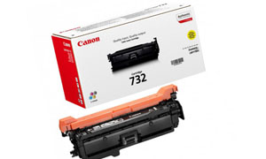 картридж Canon 732Y (6260B002)