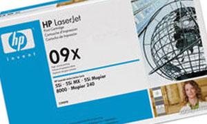картридж HP 09X (C3909X)
