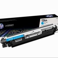картридж HP 126A (CE311A)