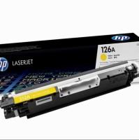 картридж HP 126A (CE312A)
