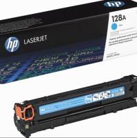 картридж HP 128A (CE321A)