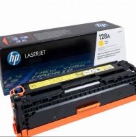 картридж HP 128A (CE322A)