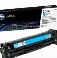 картридж HP 201A (CF401A)