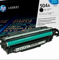 картридж HP 504A (CE250A)
