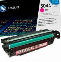 картридж HP 504A (CE253A)