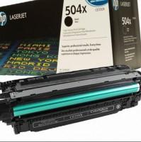 картридж HP 504X (CE250X)