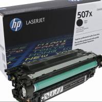 картридж HP 507X (CE400X)