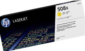 картридж HP 508X (CF362X)