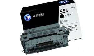 картридж HP 55A (CE255A)