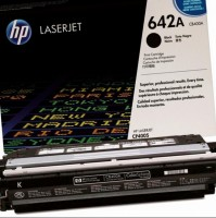 картридж HP 642A (CB400A)