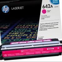 картридж HP 642A (CB403A)