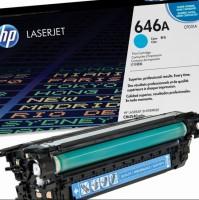 картридж HP 646A (CF031A)