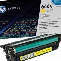 картридж HP 646A (CF032A)