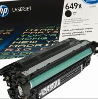 картридж HP 649A (CE260X)