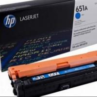 картридж HP 651A (CE341A)