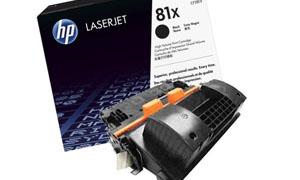 картридж HP 81X (CF281X)
