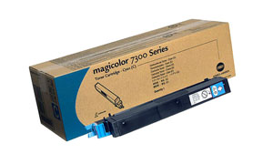 картридж Konica Minolta Toner Cartridge C (8938136)