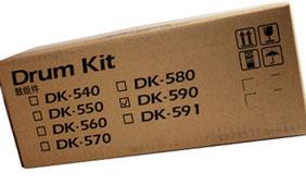 картридж Kyocera DK-590 (302KV93010)