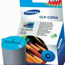 картридж Samsung CLP-C300A