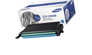 картридж Samsung CLP-C660B