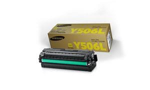 картридж Samsung Y506L (CLT-Y506L)