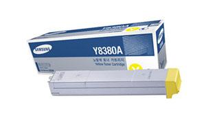 картридж Samsung Y8380A (CLX-Y8380A)