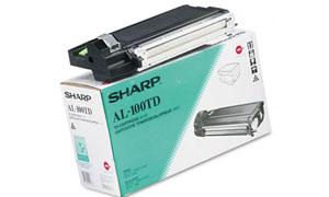 картридж Sharp AL100TD