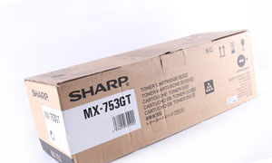 картридж Sharp MX-753GT